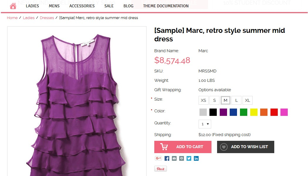 Product Details, premium bigcommerce themes
